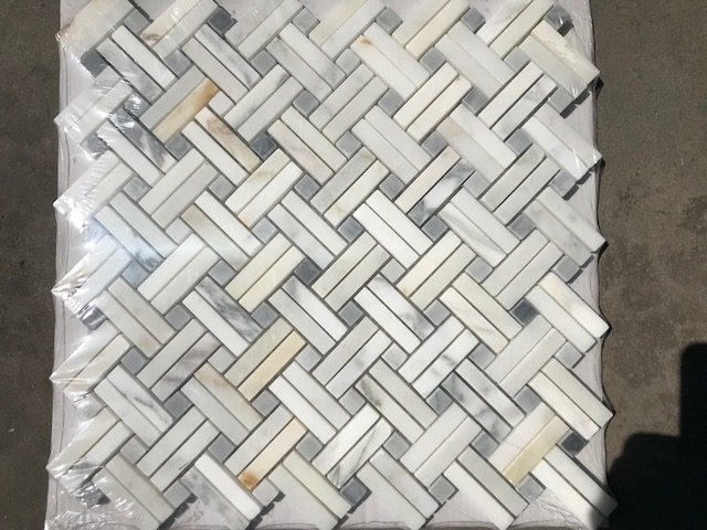 Marble Subway Tile Amp Basketweave Mosaic Marble Tile 80